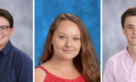 Three Floyd County Students Named Finalists for the 2019 Governor's Honors Program