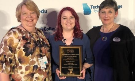 Harley Chastain, winner of the 2019 EAGLE Award at GNTC, selected as finalist for the State Eagle Award