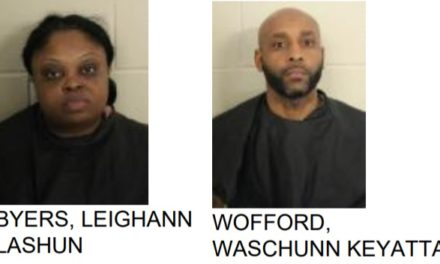 Rome Couple Found with Crack During Traffic Stop
