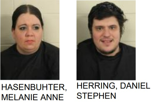 Hot Dog Theft Lands Couple in Jail on Felony Drug Charge