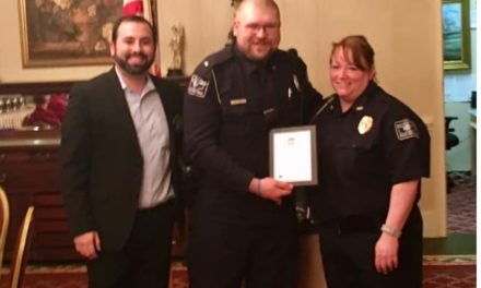 Polk County Exchange Club Honors Officer of the Year