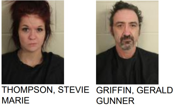 Couple Arrested for Shoplifting at Publix, Found with Meth