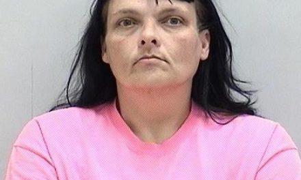 Adairsville Police Make Meth Bust