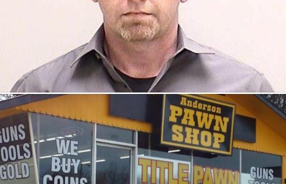 Cartersville Pawn Shop Owner Arrested for Selling Stolen Merchadise