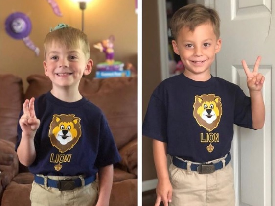 Floyd County Police Searcing for Missing Twins