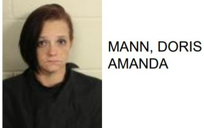 Trion Woman Charged with Meth Trafficking After Walmart Theft
