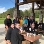 Local Business Hosts Cook Out for Jail Staff
