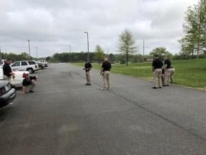 Deputies Undergo Advanced Traffic Crash Investigation Training