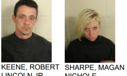 Three Found with Meth During Traffic Stop