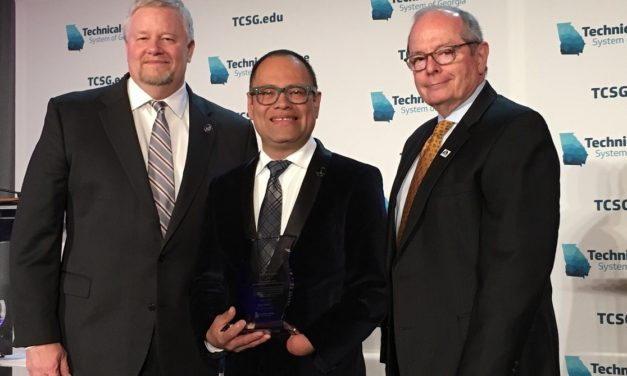 GNTC's Leyner Argueta named the 2019 Instructor of the Year for the TCSG