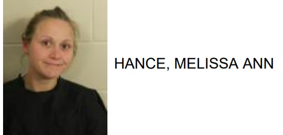 Lindale Woman Found with Meth and Marijuana