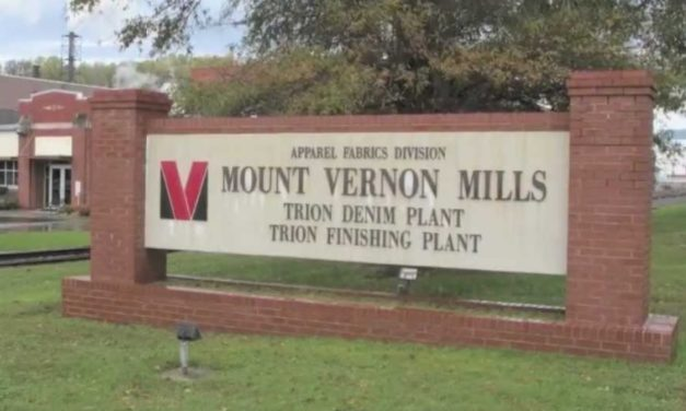 Mount Vernon Mills to Phase Out All Yarn Mill Operations, 100 Jobs