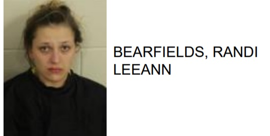Rome Woman Found with Drugs at Gas Station