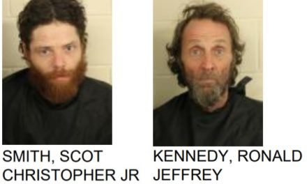 Rome Men Found Trespassing, One Has Meth