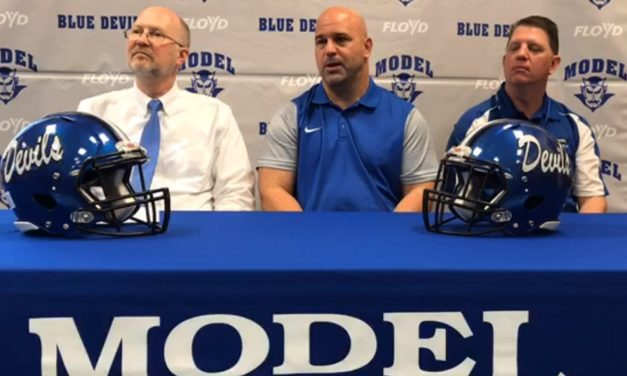 Hunnicutt Named Head Football Coach at Model