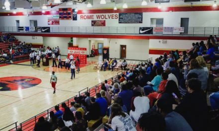 Rome High School Hosts 2019 CTAE Pathway Completion Ceremony