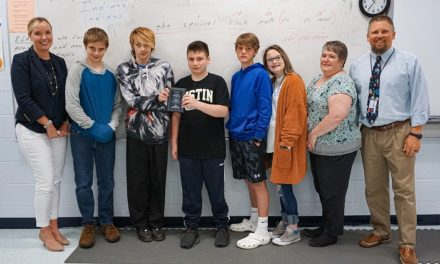 Armuchee Middle School Named a 2019 Ascend Math Gold Medal Recipient