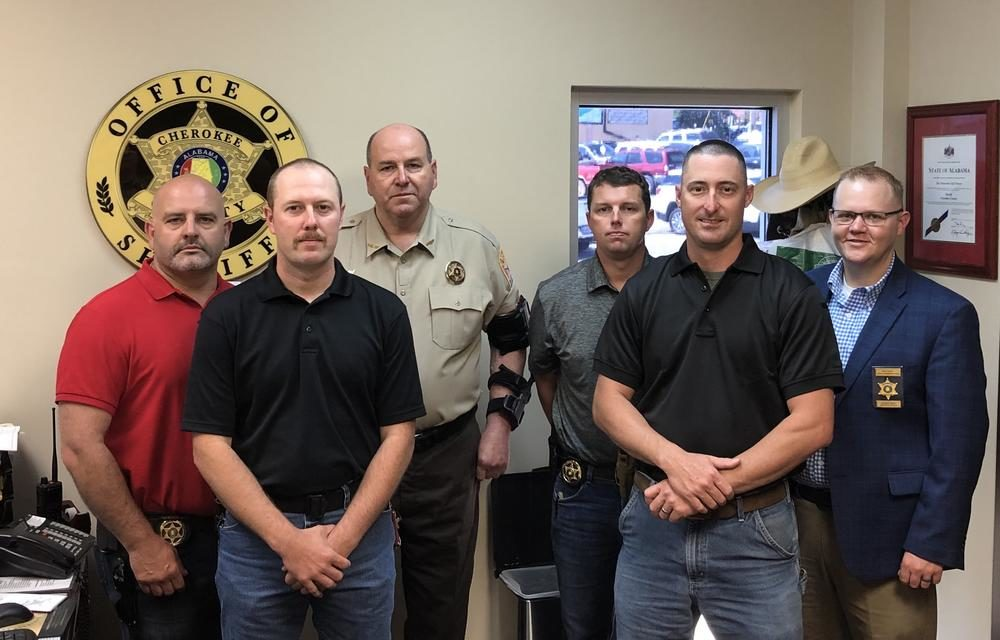 Deputies Receive SWAT Certification