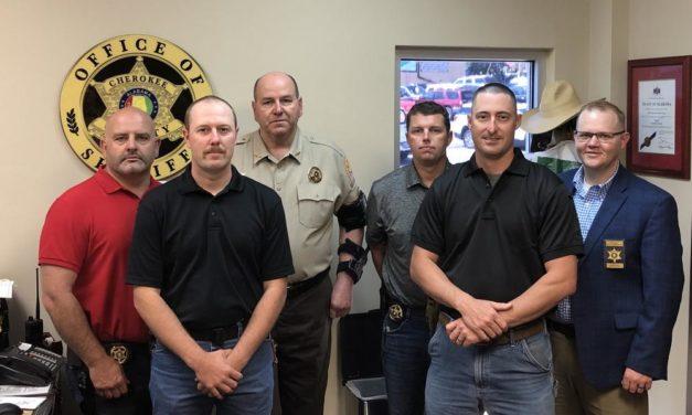 Deputies Receive SWAT Certification