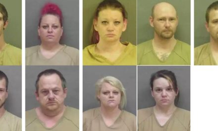 Eleven Locals Charged in Methamphetamine Distribution Investigation