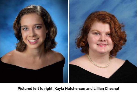 Two Floyd County Seniors Named 2019 Georgia Scholars
