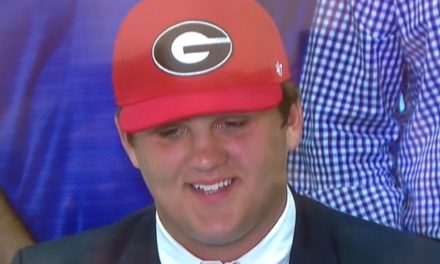 Darlington's Tate Ratledge Picks UGA
