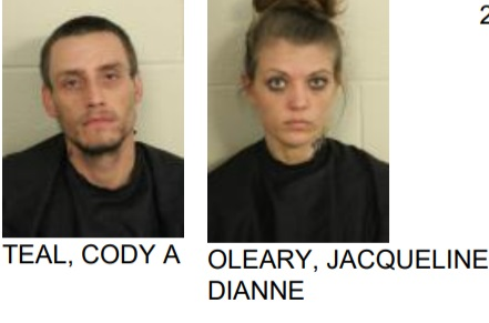 Rome Couple Found with Large Amount of Meth, Gun