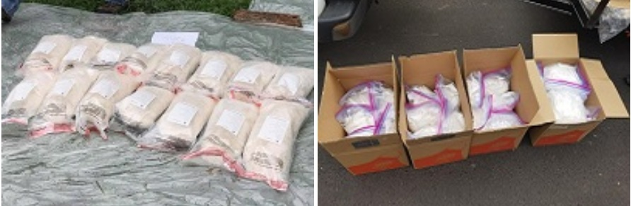 Record Meth Bust Made in Paulding County