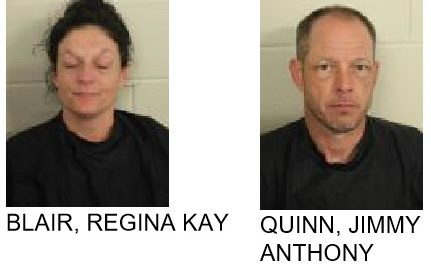 Two Arrested During Search by Rome/Floyd Metro Task Force