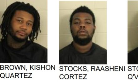 Four Jailed on Drug Distribution and Gun Possession Charges