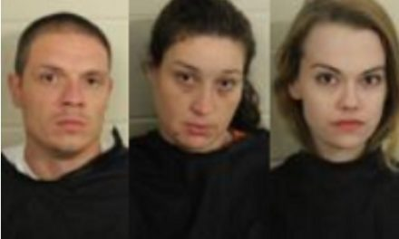 Search Leads Police to Find Meth, Gun at Martha Berry Motel