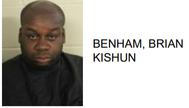 Benham – Rome Man Charged with Being Drunk and Acting Disorderly