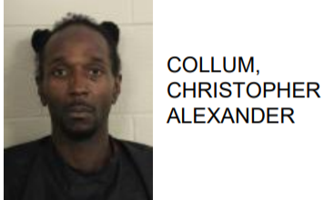 Cedartown Man found in Stolen Car
