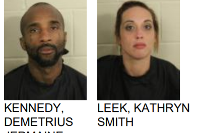 Couple Arrested After Drug Bust at Motel