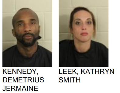 Couple Arrested After Drug Bust at Motel