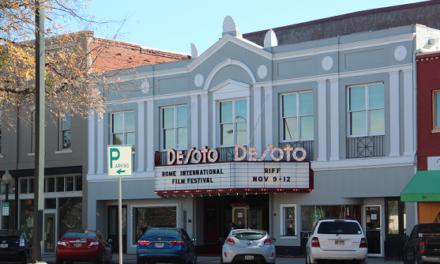 Public Invited to Recreate Historic DeSoto Theatre Photo