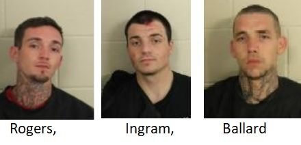 Gang Related Beating Reported at Floyd County Jail