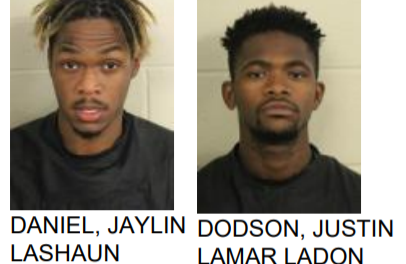 Rome Men Arrested After Armed Robbery of Store