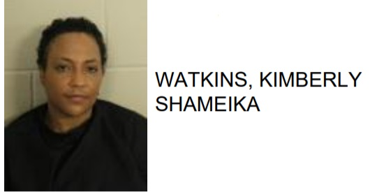 Rome Woman Jailed After Theft from Mount Berry Mall