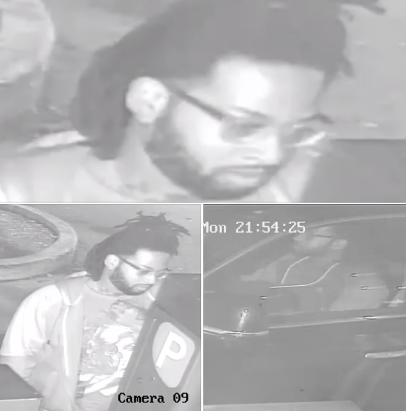 Rome Police Seeks Community's Help in Locating Theft Suspect