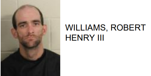 Rome Man Charged with Numerous Burglaries and Thefts