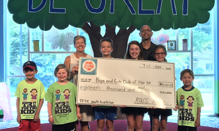 Tri for the Kids raises $18,000 for the Boys & Girls Clubs of Northwest Georgia
