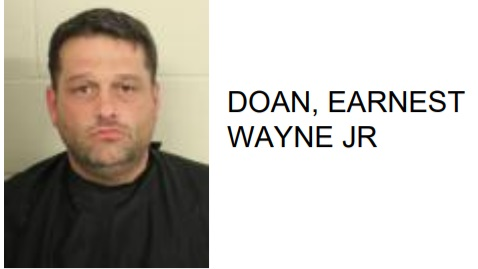 Rome Man Lies to Police, Found with Meth