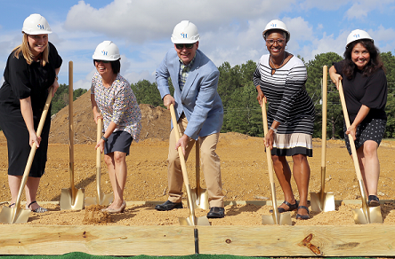 Harbin Clinic breaks ground on John Maddox Drive