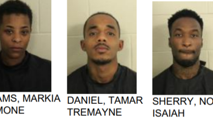 Three Found with Large Amount of Drugs After Running Stop Sign