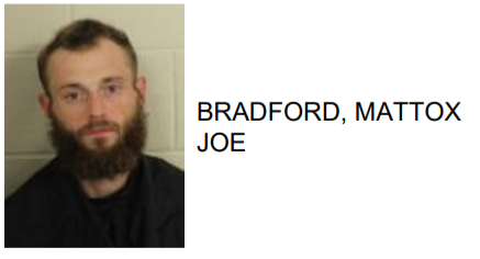 Man Found with Meth, Takes Drugs into Floyd County Jail