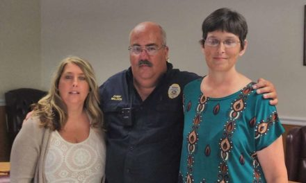 Cedar Bluff Police Chief Steve Walden Announces His Retirement