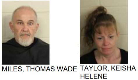 Two Romans Arrested During Search Warrant