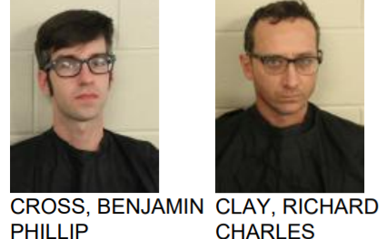 Rome Men Found with Drugs, Needle