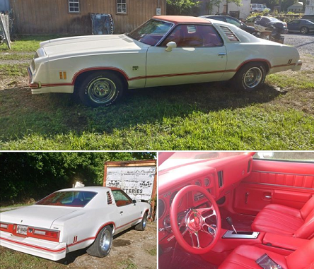 Police Need Help in Finding Classic Car